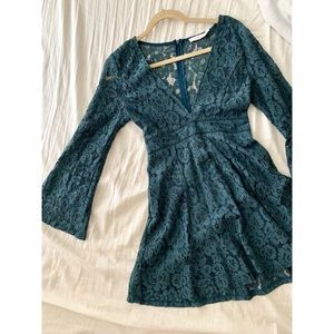 Dresses & Skirts - Violet Boutique lace dress, has never been worn